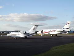 Corporate Jets (Aircaft @ Gloucestershire Airport By James) Tags: gloucestershire airport corporate jets bizjets egbj james lloyds