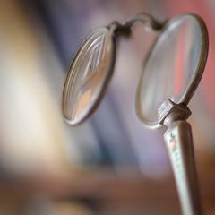 presbyopia (Uniquva) Tags: eyewear backintheday macromondays