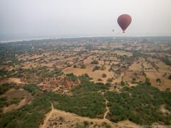 Myanmar-20180323-3230511 (ShaneAndRobbie) Tags: newbagan mandalayregion myanmarburma mm myanmar burma bagan balloonsoverbagan ballooning hotair balloon