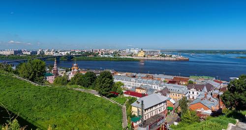 Nizhny Novgorod 2 ©  Alexxx Malev