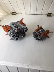 IMG_9812 (Davidoff1999) Tags: lego star wars moc custom jedi clone ship shuttle starfighter sith force brick haiku quad jumper unbar plutt awakens episode 7