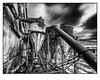 C'est haut, c'est vieux, mais que c'est beau! (francis_bellin) Tags: mars urbex haut rouille industriel port montréal danger froid 2018 fricheindustrielle