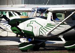 Cessna 152 (Antônio A. Huergo de Carvalho) Tags: cessna cessna152 c152 pracp aeroclubedoparaná aviation aircraft airplane aviação avião aviaçãogeral