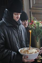 40. Похороны схимон. Любови в Богородичном
