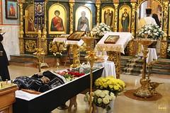 21. Похороны схимон. Любови в Богородичном