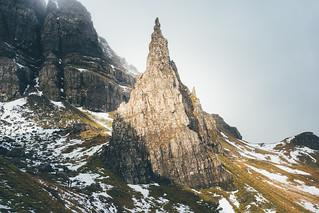 Peak, The Storr.