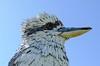 The Big Kookaburra 2 (taylorleighsphotography) Tags: australia bird birds statue kookaburra lone pine tree war