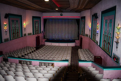 The Stage (I. M. Pist) Tags: theater cinema movie palace lincoln highway old renovated u