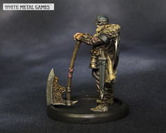 Knútr of Víkin, Skipari of Hrafnen on Foot (whitemetalgames.com) Tags: gold level kenanofcarndinas bowdrune knútrofvíkin skipariofhrafnenonfoot knutr vikin bow drune mierce miniatures darklands 77001 20002 77146 skeletal archers spearmen archer spear men mummy warrior warriors reaper reaperminis reaperminiatures pathfinder dnd dd dungeons dragons dungeonsanddragons 35 5e whitemetalgames wmg white metal games painting painted paint commission commissions service services svc raleigh knightdale knight dale northcarolina north carolina nc hobby hobbyist hobbies mini miniature minis tabletop rpg roleplayinggame rng warmongers