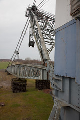St Aidans BE1150 Walking Dragline (Keith Nunns Wakefield) Tags: staidans swillington dragline walkingdragline be1150walkingdragline opencastmine riveraire