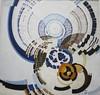 """Autour d'un point (1920-1930), František Kupka - Exposition """"Kupka, pionnier de l'abstraction"""", Grand Palais, Paris VIIIe (Yvette G.) Tags: artabstrait kupka exposition grandpalais paris paris8"""