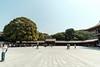 20180404 Meiji Jingu courtyard (chromewaves) Tags: fujifilm xt20 samyang 12mm f20 ncs cs xf tokyo japan harajuku yoyogi park meiji jingu shrine