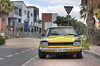 1969 Ford Capri (Arranion) Tags: ford capri fordcapri fastback coupe 1969 canon eos 40d 50mm f18 stm yellow hdr motoring motor urban city yellowline