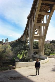 pasadena bridge