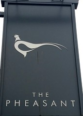 The Pheasant - Hightown, Merseyside. (garstonian11) Tags: pubsigns pubs realale merseyside hightown