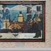 THE POPULAR MURALS IN BRAY RAILWAY STATION [CURRENTLY BEING TRANSFORMED INTO MOSAICS]-138919