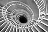 Spiralling Towards the Black Hole mono (adrians_art) Tags: spiralstaircase surves architecture stairs interior lines patterns abstracts monochrome mono blackandwhite manmade london city uk england