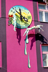 House of Lubo Kristek in Brno, Czech republic (paprtala) Tags: lubokristek surrealism brno czechrepublic