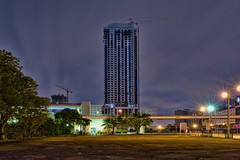 Luma at Miami Worldcenter, 148 NE 7th Street, Miami, Florida, USA / Built: 2018 / Developer: ZOM, Inc. / General Contractor: Suffolk Construction / Height: 150.6 m or 494 ft / Floors: 44 / Units: 429 (Jorge Marco Molina) Tags: lumaatmiamiworldcenter 129ne8thavenue miami florida usa built2018 zominc floors44 miamibeach miamigardens northmiamibeach northmiami miamishores cityscape city urban downtown density skyline skyscraper building highrise architecture centralbusinessdistrict miamidadecounty southflorida biscaynebay cosmopolitan metropolis metropolitan metro commercialproperty sunshinestate realestate tallbuilding midtownmiami commercialdistrict commercialoffice wynwoodedgewater residentialcondominium dodgeisland brickellkey southbeach portmiami sobe brickellfinancialdistrict keybiscayne artdeco museumpark brickell historicalsite miamiriver brickellavenuebridge midtown sunnyislesbeach moonovermiami mdmdevelopmentgroup 148ne7thstreet zomdevelopment zomfloridainc