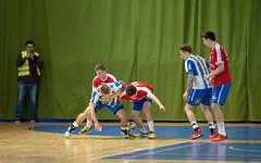 Dicken - BK 46 1/2 (MSM) (aixcracker) Tags: käsipallo bk46 dicken handball handboll karis karjaa helsinki helsingfors drumsö lauttasaari pirkkola britas sports sport urheilu team lag joukkue msm semifinal semifinaali nikond3 iso3200 april huhtikuu