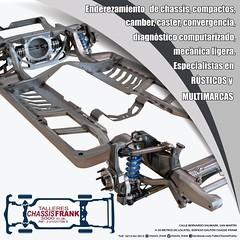 Taller Chassis Frank El Único (Social Network Development) Tags: chassis mecanica tallerencaracas tripoides trendelantero rusticos siguenos cauchos caracas vargas