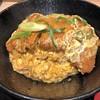 katsudon(カツ丼) (Hideki Iba) Tags: katsudon donburi bowl rice カツ丼 丼 料理 美味しい iphone nihon nippon japan delicious 好吃