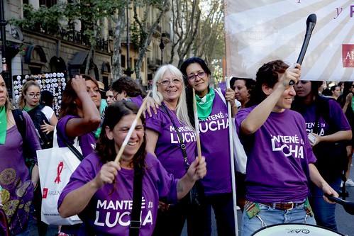 IWD 2018: Argentina