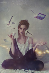 ✧ Getting Ready ✧ (Felicia Brenning) Tags: wizardry gettingready multitasking makeup levitation levitationphotography levitating magic magical magicphotography modern witch witchy vibes imagination imaginative dreamy dream surreal surrealism surrealphotography surreality fantasy fantasyportrait fantasyphotography selfie selfportrait myself portrait creative creativephotography creativity photographyart artsy art artphotography vintage antique old artistic photomanipulation manipulation photoshop fiction fineart fineartphotography scenery scene girl model modeling photoart photooftheday photographer nikon nikond5600 sorcery sorcerer witchcraft enchantment conjuring