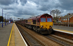 DB Cargo - 66144 (dgh2222) Tags: class 66 66144 brough freight uk railways goods