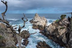 Pinnacle Point (Matt McLean) Tags: california carmel coast inlet landscape monterey ocean pacific pointlobos shore
