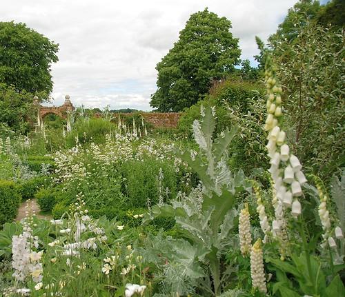 Sissinghurst Castle and Garden - The Famous White Garden