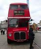 36 to Peckham (Dun.can) Tags: redbus london routemaster nottingham oldmarketsquare aprilfool