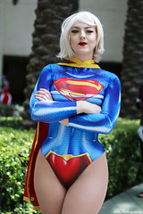 IMG_0989 (willdleeesq) Tags: cosplay cosplayer cosplayers wca wondercon wondercon2018 dccomics supergirl anaheimconventioncenter