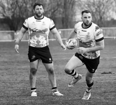 """Toronto Wolfpack vs Swinton Lions • <a style=""""font-size:0.8em;"""" href=""""http://www.flickr.com/photos/10545530@N06/41210574984/"""" target=""""_blank"""">View on Flickr</a>"""