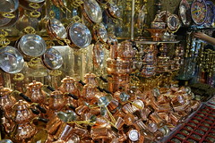 brassware (Stathis C) Tags: brassware market coffee agora smyrna turkey izmir
