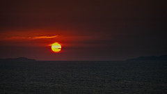 Twilight (MrBlueSky*) Tags: sunset twilight gulfofnaples bayofnaples italy sea colour nature outdoor pentax pentaxart pentaxlife pentaxk1 pentaxawards pentaxflickraward pentaxistd aficionados