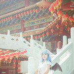 Remilia Scarlet - Cheongsam thumbnail