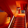 Ascending in Red (Doug.King) Tags: stairs red lowry architecture