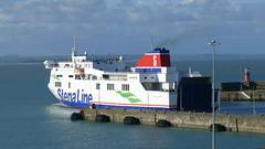 18 04 07 Stena Horizon departing Rosslare (1) (pghcork) Tags: stenaline stenaeurope stenahorizon rosslare ferry ferries wexford ireland carferry 2018