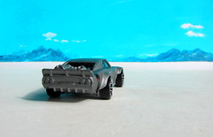 Hot Wheels HW SCREEN TIME The Fate Of The Furious Ice Charger 2017 : Bonneville Salt Flats - 3 Of 14 (Kelvin64) Tags: hot wheels hw screen time the fate of furious ice charger 2017 bonneville salt flats