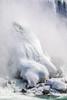 foot of the falls (john dusseault) Tags: niagarafalls ice snow mist winter water river ontario canada facebook flickr gplus