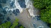 "Waterfall ""Air Tegenunggan"" (0043) (Stefan Beckhusen) Tags: droneshot aerial aerialview flyover waterfall water stream river rainforest jungle forest tropic tropical exotic palms palmtrees green wet outdoor outdoors nature rainingseason landscape rough rocks rocky wild wilderness travel tourism tourismdestination touristdestination explore discovery gorge ravine airtegenunggan airterjundtenggununga bali indonesia asia 4k realtime aerialshot color day wetseason"
