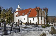 9.april 15 (gormjarl) Tags: grimstad fjære norway stonechurch medieval