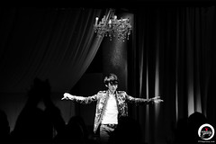 Satsuki live in Berlin (7716galaxy) Tags: satsuki japanese music musician rock concert live blackandwhite berlin vocal marieantoinette highfeel black backlight lights white artist germany eutour europe musik