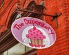 I AM NOT A GUY. . . (NC Cigany) Tags: food nc 5star bakedgoods bricks coffee cupcakes elizabethcity pink red sign