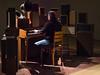 Leonard Cohen at MAC (Mad Blike) Tags: furniture keyboard musiciendesession piano electronicdevice table appareilélectronique meubles muséedartcontemporain pianiste dslm sessionmusician technologie bureau technology mamiya80mmf19 mirrorlessinterchangeablelenscamera hasselblad desk hasselbladx1d mac clavier pianist