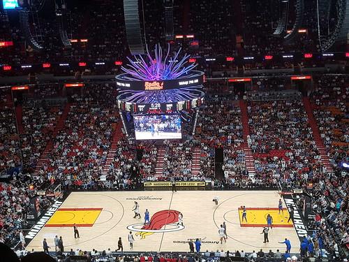 Miami Heat vs Oklahoma City Thunder