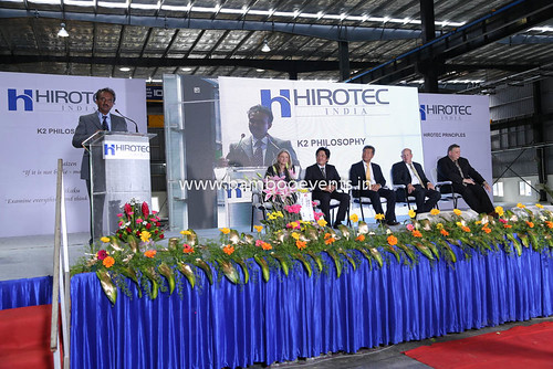 "Hirotech India Factory Launch • <a style=""font-size:0.8em;"" href=""http://www.flickr.com/photos/155136865@N08/41492275231/"" target=""_blank"">View on Flickr</a>"