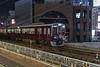 Hankyu Railway (MMM765 Listener) Tags: railway hankyu kobe japan 阪急 神戸 日本 三宮 sannomiya 鉄道 夜景 夜 night light