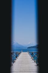 Lago Espejo (matiasrquiroga) Tags: lago espejo patagonia neuquen dock puerto mountains landscape